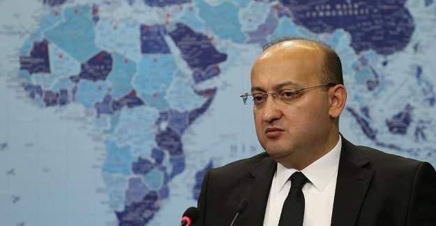 Akdoğan Diyarbakır saldırısını kınadı