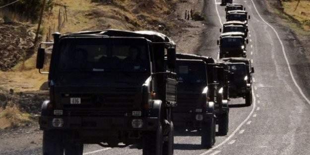 Diyarbakır'da askeri konvoya saldırı: 21 asker yaralı