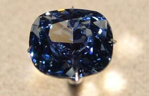 Dünyanın en pahalı yüzüğü, Mavi ay!