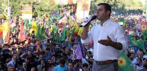 HDP İzmir mitingi davalık oldu