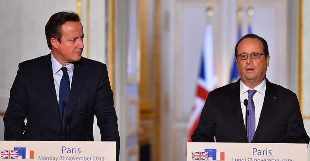 İngiltere'nin Kıbrıs üssünü Fransa da kullanacak