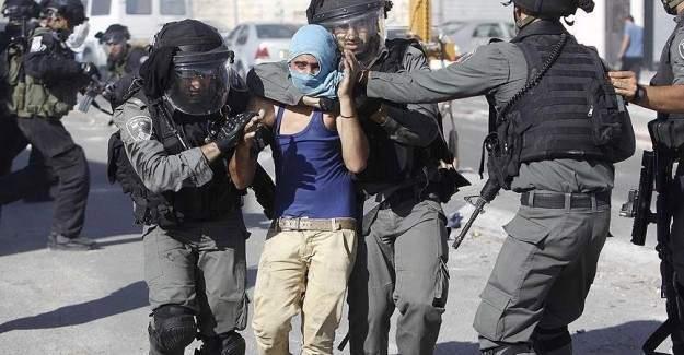 İsrail 24 Filistinliyi daha rehin aldı