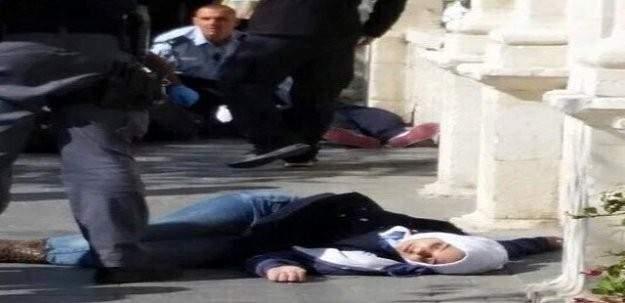 İsrail polisi 2 genç kıza kurşun yağdırdı
