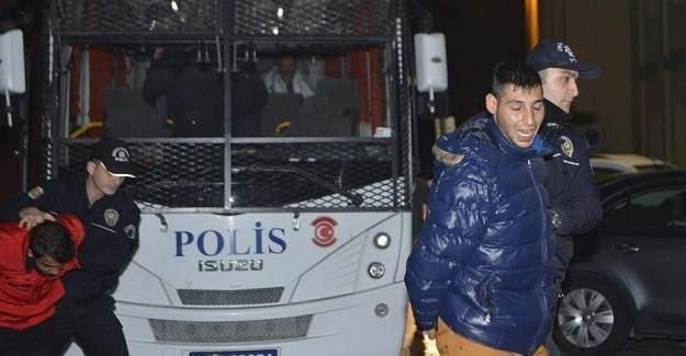İstanbul'da narkotik görev başında