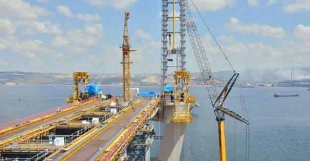Körfez Geçiş Köprüsü Mart 2016'da açılıyor