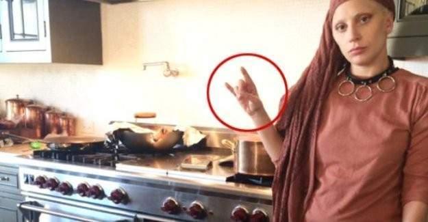 Lady Gaga son hareketi ile Türk hayranlarına yok artık dedirtti