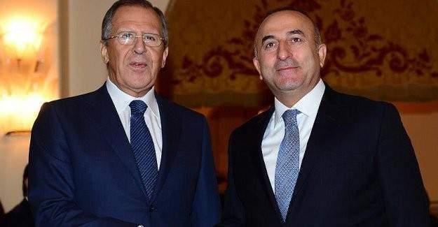 Lavrov ve Çavuşoğlu görüşme gerçekleştirecek