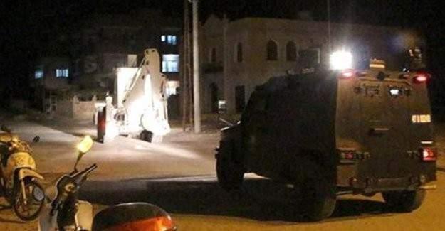 Nusaybin'de sokağa çıkma yasağının ardından silah sesleri