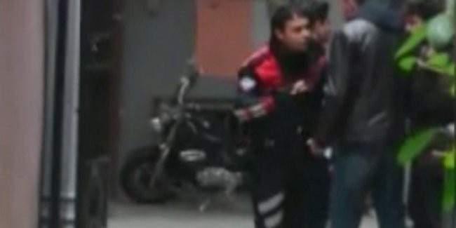 Öğrenciyi tokatlayan polisler açığa alındı