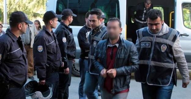 """""""Paralel"""" soruşturmasında 7 tutuklama"""