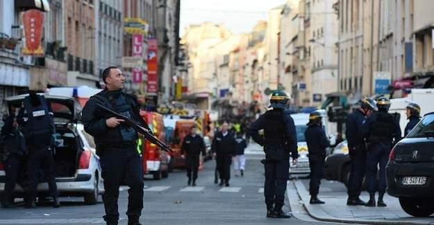 Paris saldırısnı planlayan kişi öldürüldü