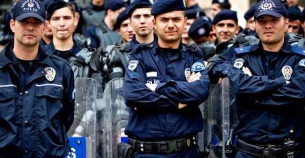 Polislere zam kapıda