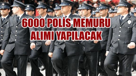 POMEM 6000 Polis Memuru alımı yapacak