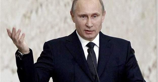Putin, 'Sırtımızdan bıçaklandık'