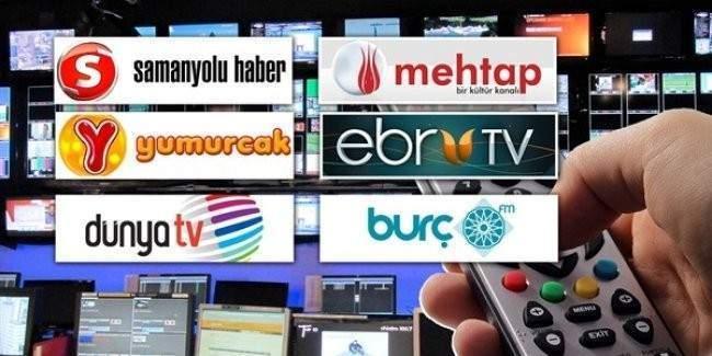 Samanyolu Grubu Türksat'tan çıkarıldı