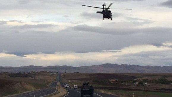 Silvan'da Özel Harekat Timi'ne hain saldırı: 19 Asker yaralı
