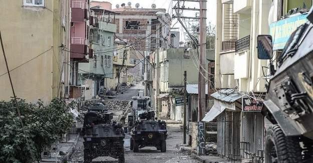 Silvan'da terör saldırısı: 1 şehit