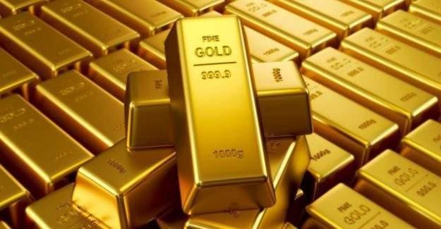 Soma'da 100  tonluk altın rezervi bulundu