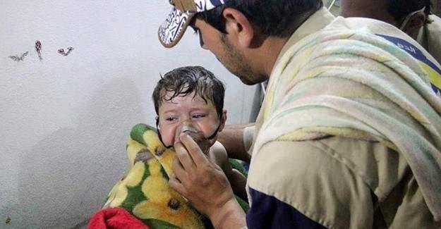 Suriye'de kimyasal silah iddiaları doğrulandı