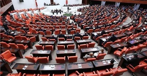 Meclis oturma düzeni oy sayısına göre belirlenecek