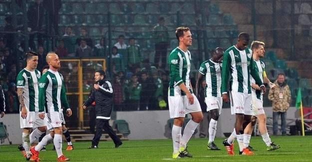 Tahkim Bursaspor'un cezasını onadı