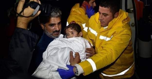 Yine sığınmacı faciası: 6 çocuk öldü