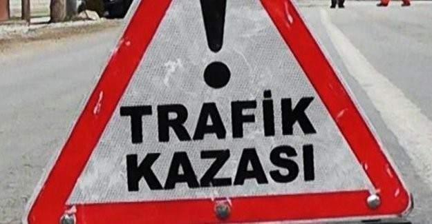 Van'da trafik kazası: 20 yaralı