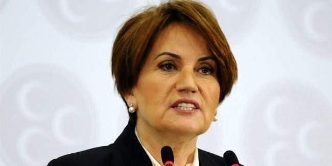 Akşener, ilk seçimlerde Başbakanlık sözü verdi