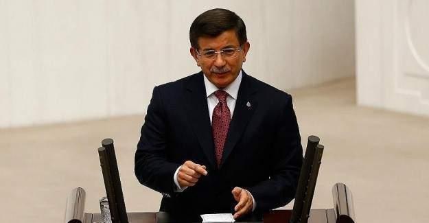 """Davutoğlu """"kucaklama"""" mesajı verdi"""