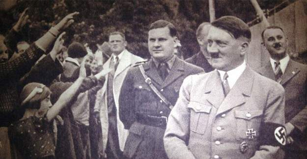 """Hitler yine """"Kavgam"""" diyecek"""