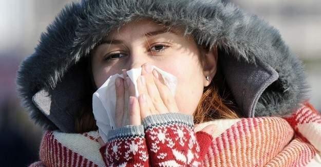 Kışın bulaşıcı hastalıklara dikkat