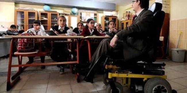 MEB engelli öğretmen alımı yapacak