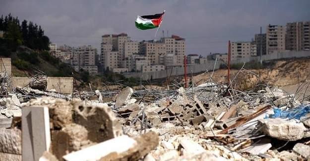 İsrail ev sahibini öldürüp evini yıktı