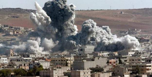 Suriye'de DAEŞ'e ağır darbe: 32 ölü