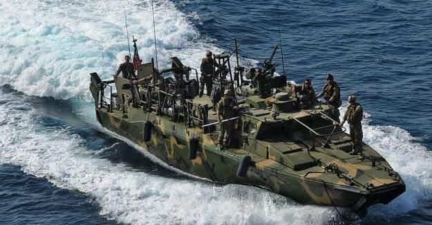 ABD botlarinin navigasyon sistemleri İran karasularında bozulmus
