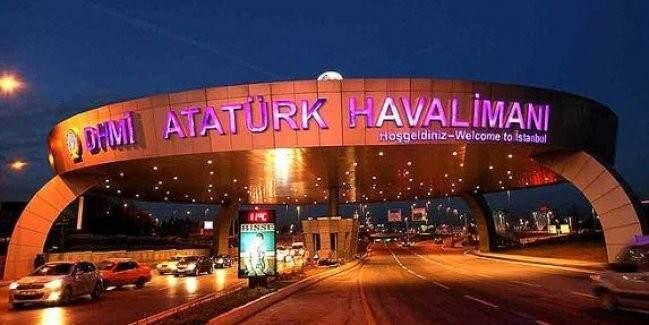 Atatürk Havalimanı Başmüdürü görevden alındı!