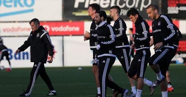 Beşiktaş zirvede olmak istiyor