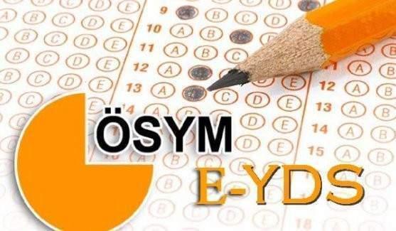 E-YDS sınavı 2016'da da üç büyük şehirde yapılacak