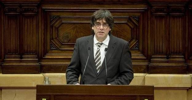 Katalonya'nın yeni Başkanı göreve başladı!