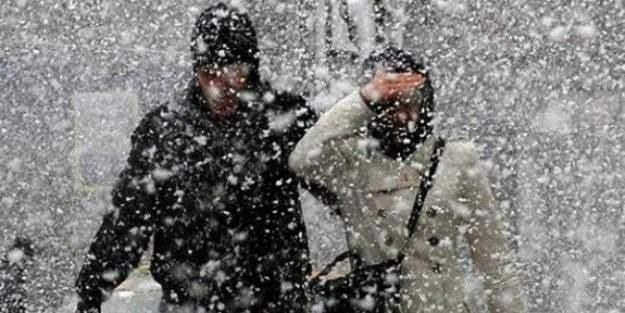 Meteoroloji'den Ankara'ya bu gece ve yarın kar yağışı uyarısı
