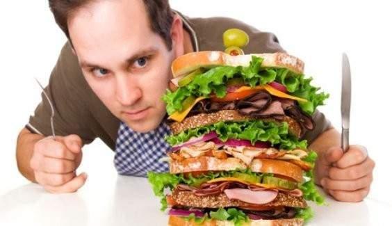 Obezite devam ediyor!