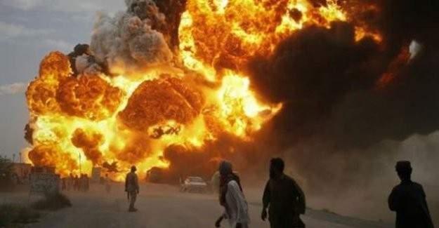 Pakistan Büyükelçiliğine saldırı!
