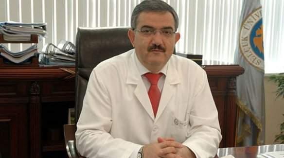 Selçuk Üniversitesi'nin yeni rektörü Mustafa Şahin oldu!