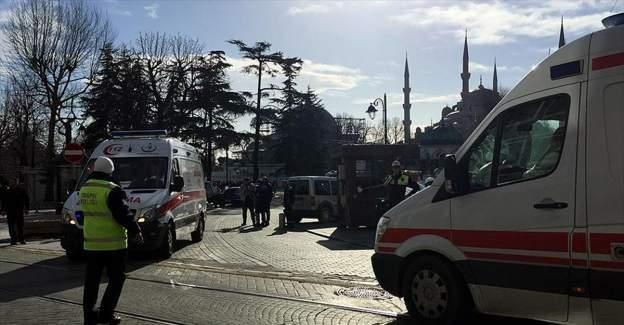 Sultanahmet saldırısında yaralanan 7 kişi taburcu edildi