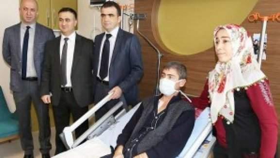 TÖTM'de büyük sevinç! 2 hastaya ince bağırsak nakledildi