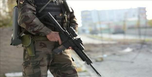 Zap Mahallesi teröristlerden temizlendi