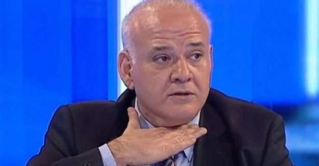 Ahmet Çakar'dan Amedspor Tweet'i