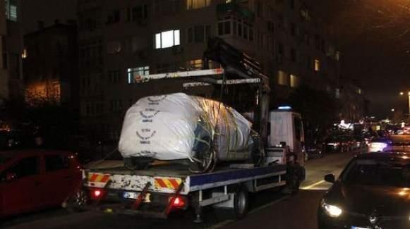 Boğaziçi Üniversitesi'ne bomba yüklü araç bırakıldı