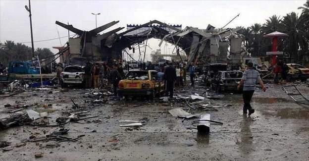Bağdat'taki saldırılarda ölü sayısı 70'e yükseldi