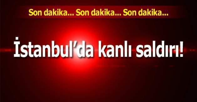 İstanbul Eyüp'te kanlı saldırı